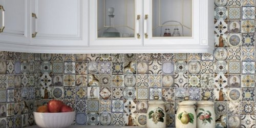 Monopole Ceramica Antique